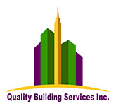 "Quality Building Services Inc. ""Janitorial, Power Wash, Windows Cleaning "" 1800-340-5578 "" Irvine CA."